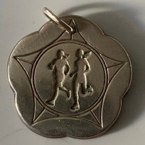 Tiffany's Finisher Medal / Pendant